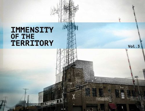 IMMENSITY OF THE TERRITORY DISQUE
